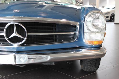 MERCEDES-BENZ SL 250 250SL Pagode Engine completly revised !! Runs perfectly