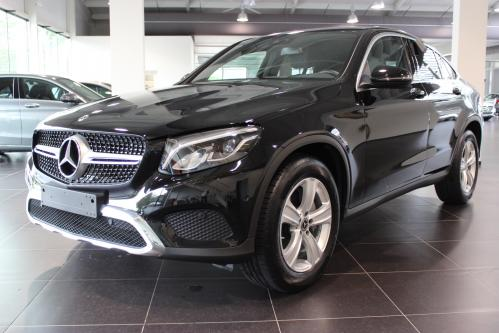 MERCEDES-BENZ GLC 250 4M Coupe Amg, Open dak, Led High Performance, Park Pilot