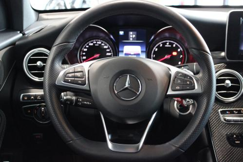 MERCEDES-BENZ GLC 250 4M Coupe AMG Distronic, Night Pack, Burmester Sound, Memory