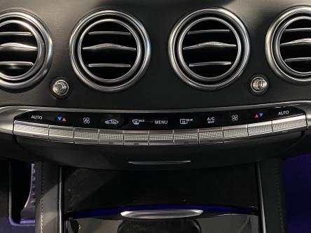 MERCEDES-BENZ S 500 4M AMG Designo, Burmester Sound, 360 Camera