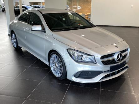 MERCEDES-BENZ CLA 180 Amg Standverwarming, Achteruitrij Camera, Led high Performance