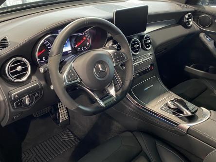 MERCEDES-BENZ GLC 63 AMG 4M+ Panorama, Trekhaak, Lichte vracht mogelijk!!