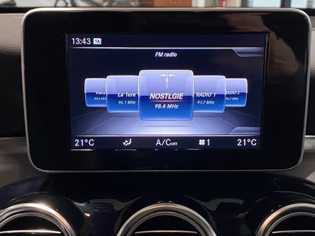 MERCEDES-BENZ GLC 250 4M Coupe Amg Trekhaak, 360 Camera, Dodehoek Assist