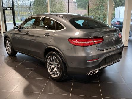 MERCEDES-BENZ GLC 250 4M Coupe Amg Trekhaak, 360 Camera, Dodehoek Assist