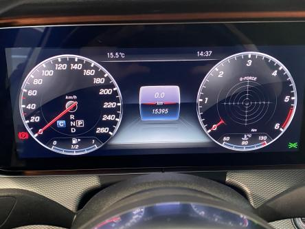 MERCEDES-BENZ E 200 d Amg Panorama, Night Pack, Widescreen, DAB