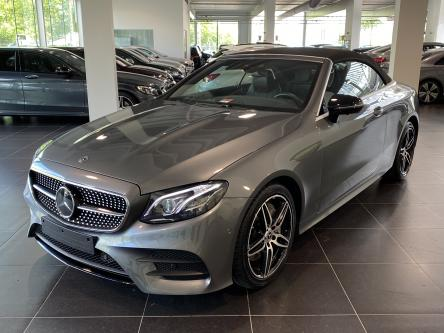 MERCEDES-BENZ E 450 4M Cabrio Amg Distronic, Widescreen, Night Pack, FULL !!