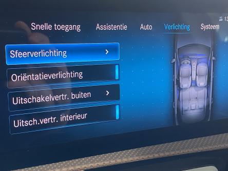 MERCEDES-BENZ A 220 Amg Night Pack, Burmester Sound, Sfeerverlichting, Led