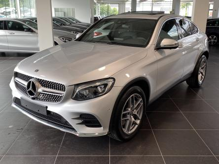 MERCEDES-BENZ GLC 250 4M Coupe Amg 360 Camera, Keyless-Go, Dodehoeks Assist, Open Dak