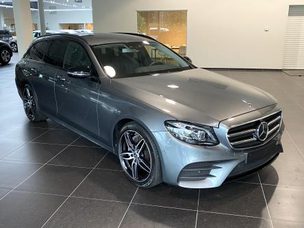 MERCEDES-BENZ E 200 d Break Amg Night Pack, Distronic, 360 Camera, Memory Seats