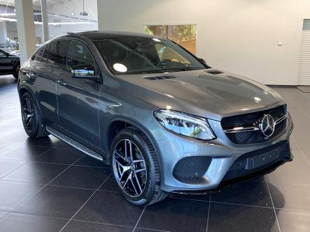 MERCEDES-BENZ GLE 350 d 4M Coupe Amg Night Pack, Panorama, Airmatic, Distronic