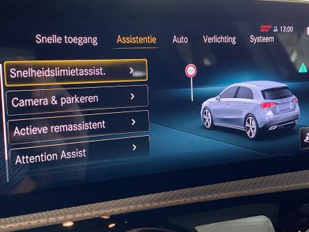 MERCEDES-BENZ A 180 d Amg Edition 1 Night Pack, Keyless-Go, Advanced Sound, Widescreen, Sfeerverlichting