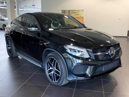 MERCEDES-BENZ GLE 350 d 4M Coupe Amg  Airmatic, Night, Distronic, Keyless-Go, Harman Kardon