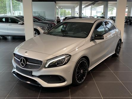 MERCEDES-BENZ A 180 d Amg Night Pack, Achteruitrij Camera, Led High Performance