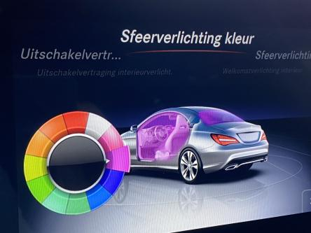 MERCEDES-BENZ CLA 180 Amg Night Pack, Sfeerverlichting, Led High Performance