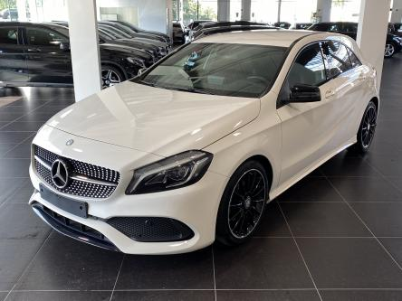 MERCEDES-BENZ A 160 Amg Night Pack, Led High Performance
