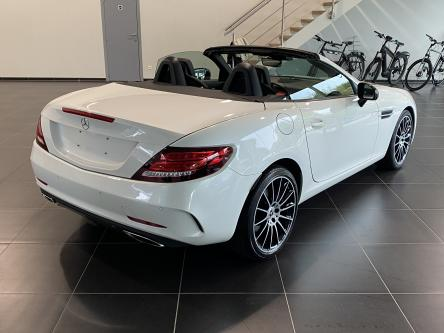 MERCEDES-BENZ SLC 200 AMG Panorama, Night Pack, Achteruitrij Camera, Sport Motor Sound