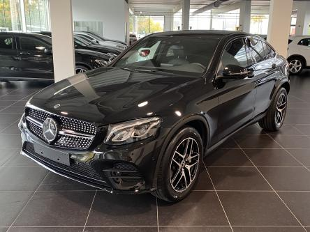 MERCEDES-BENZ GLC 250 4M Coupe Amg Night Pack, Distronic, Dynamic Body Control, Memory