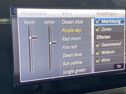 MERCEDES-BENZ E 300 e Avantgarde Open Dak, Spoorpakket, Multibeam Led
