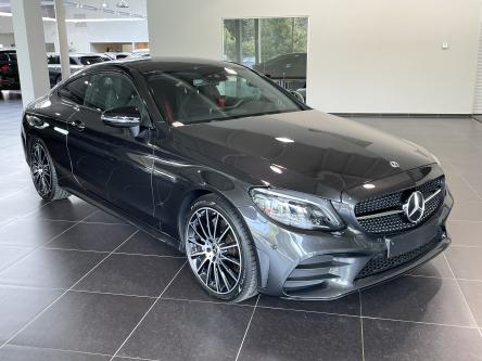 MERCEDES-BENZ C 180 Amg Coupe Night Pack, Advanced Sound, Spoorpakket, Led