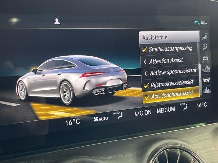 MERCEDES-BENZ AMG GT 63 4M+ Panorama, Night Pack, First Class Rear Seats, Head-Up Display